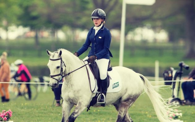 Getting every mark out of your dressage test