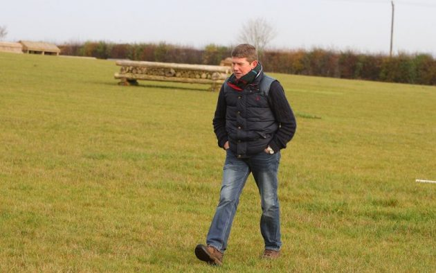 Q&A with cross country course designer Eric Winter - British Eventing Life
