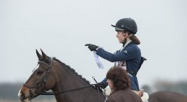 How to memorise your dressage test