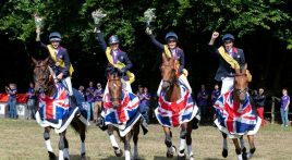 How to succeed as a young rider in eventing