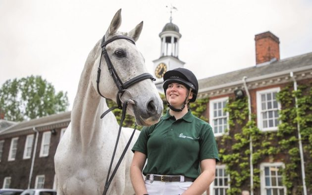 Find your dream equestrian job