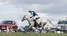 How to get involved in eventing without a horse