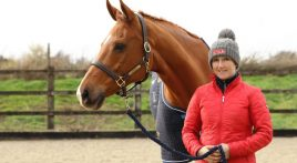Getting to know event rider Laura Collett