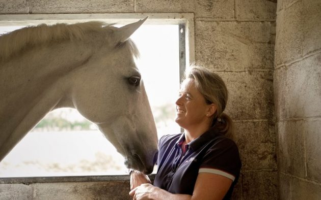 Photo gallery: Pippa Funnell's yard