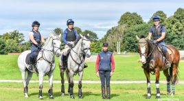Hone your skills at British Eventing training camps