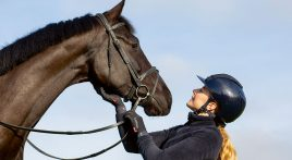 Mollie Summerland's 5* win: the ultimate dream