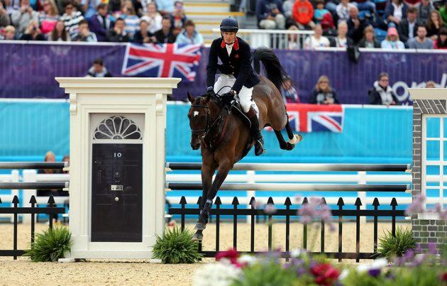 William Fox-Pitt's Olympics