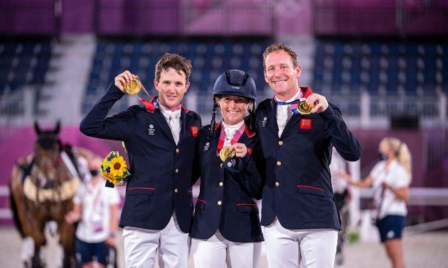 Team GB takes gold!