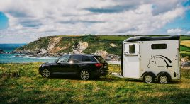 Need a double-horse trailer without compromise?