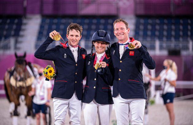 Tokyo 2020 Olympics: Golden moments